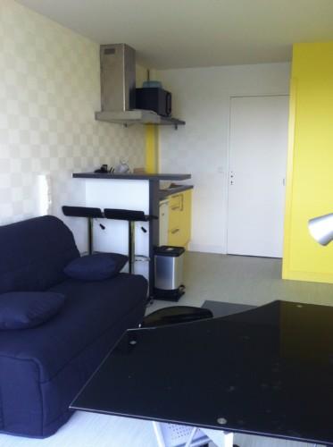 RENNES Villejean – Deux studettes meublées pour colocation